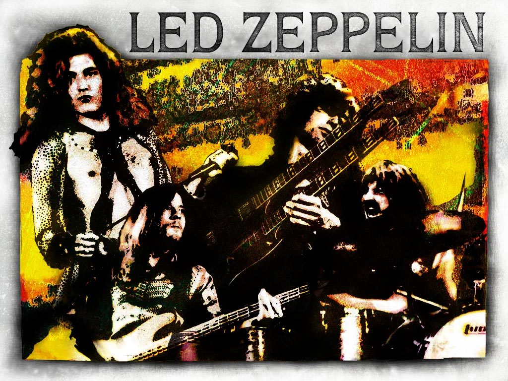 Music led zeppelin music