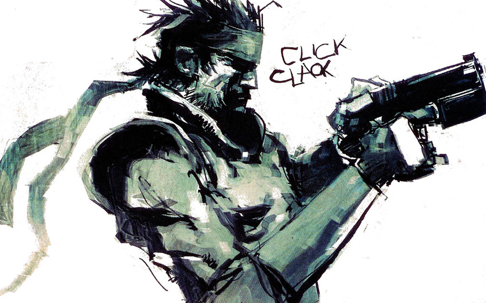 Music metal Gear solid HD Wallpaper