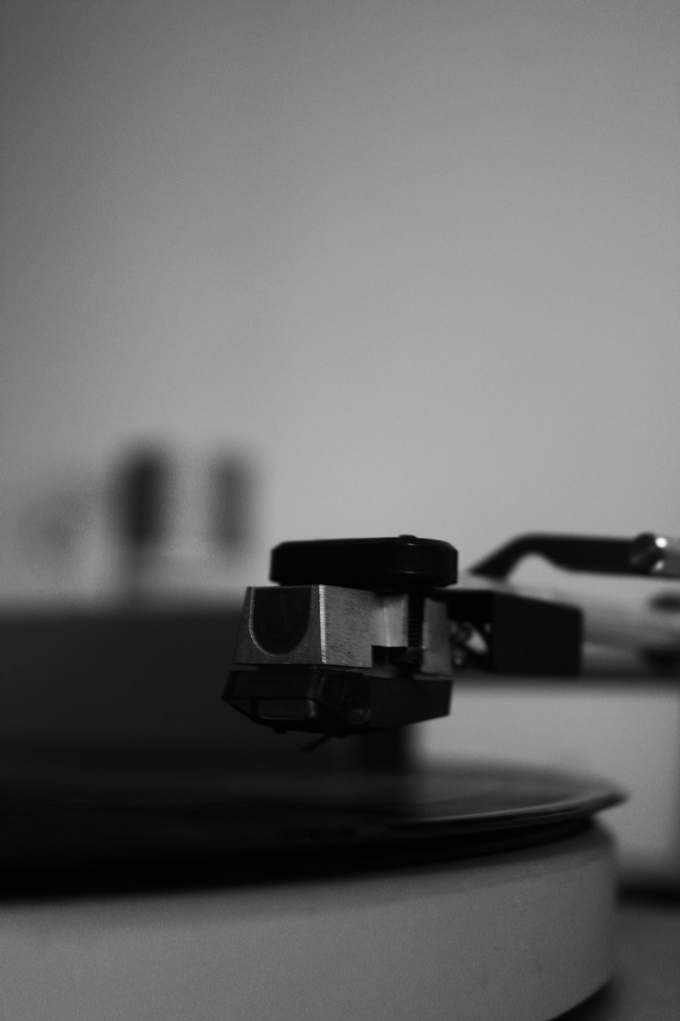 Music monochrome HD Wallpaper
