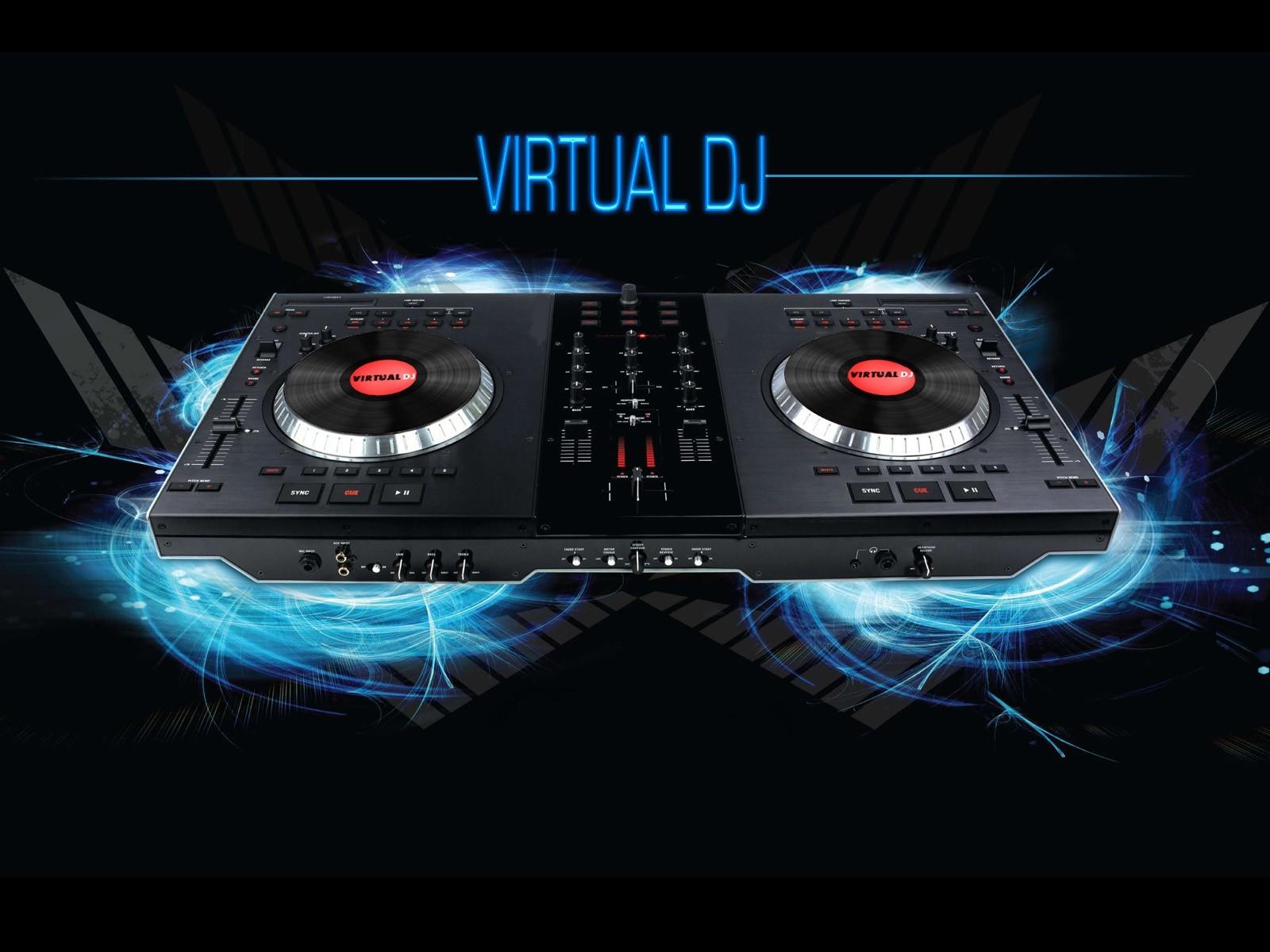 virtualdj wallpaper hd - photo #1