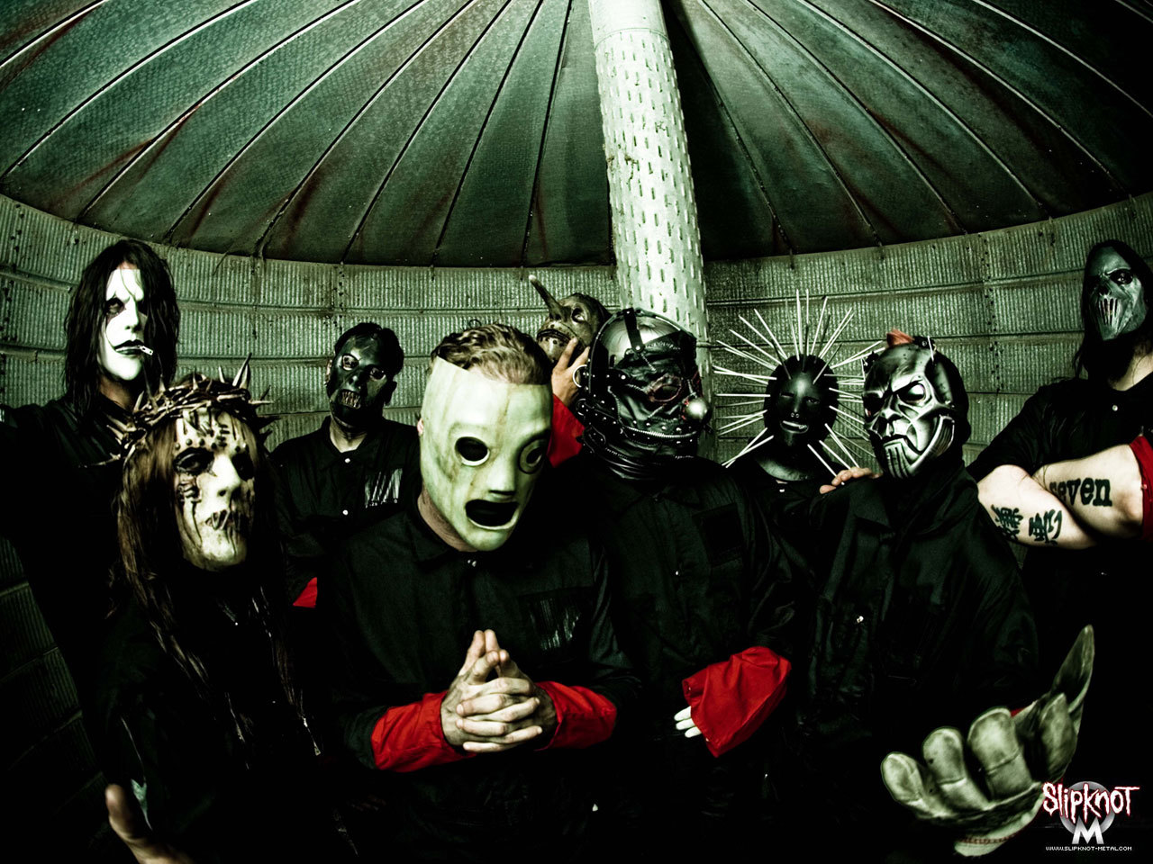 Music slipknot Corey Taylor HD Wallpaper