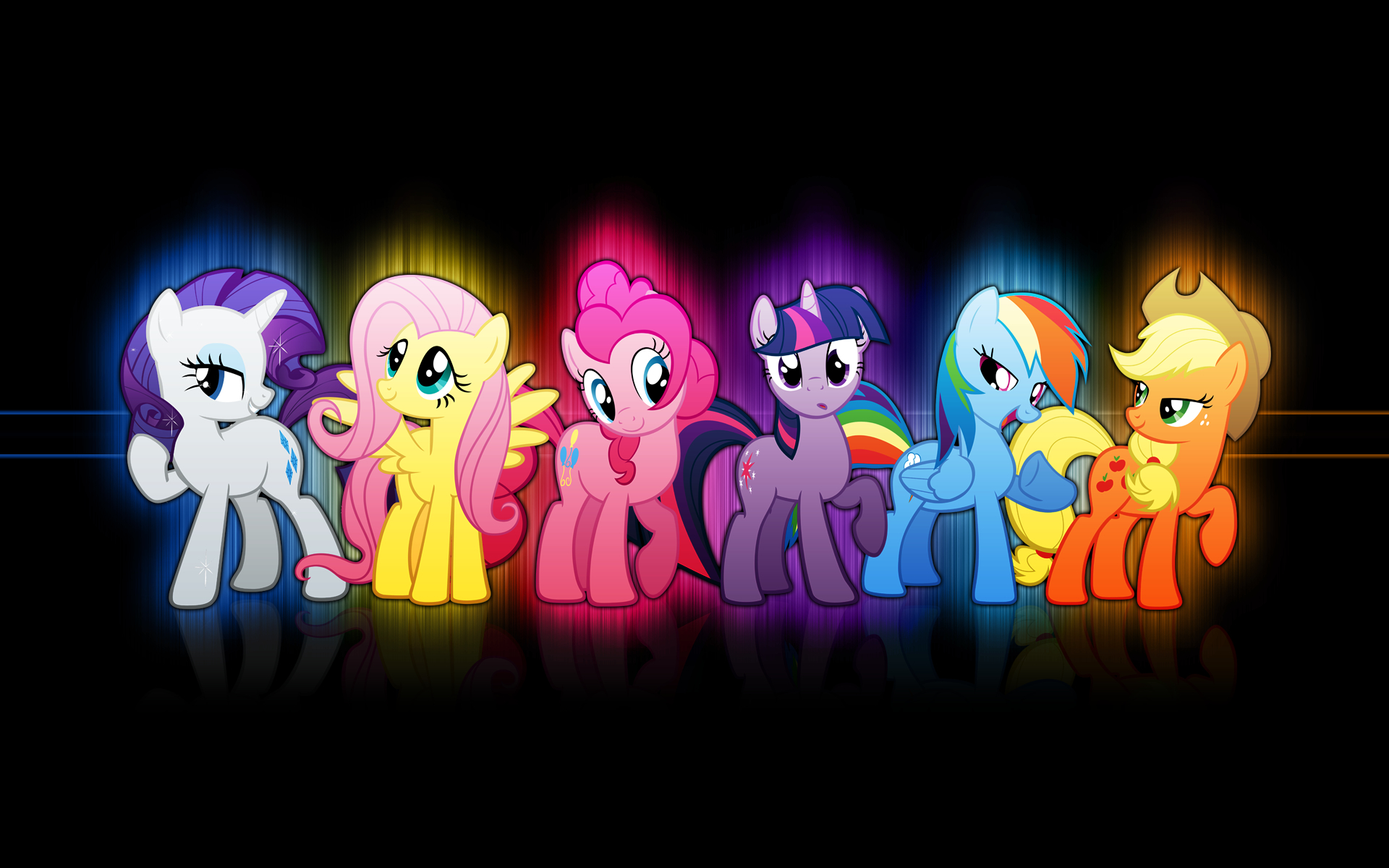 My little pony Fluttershy HD Wallpaper