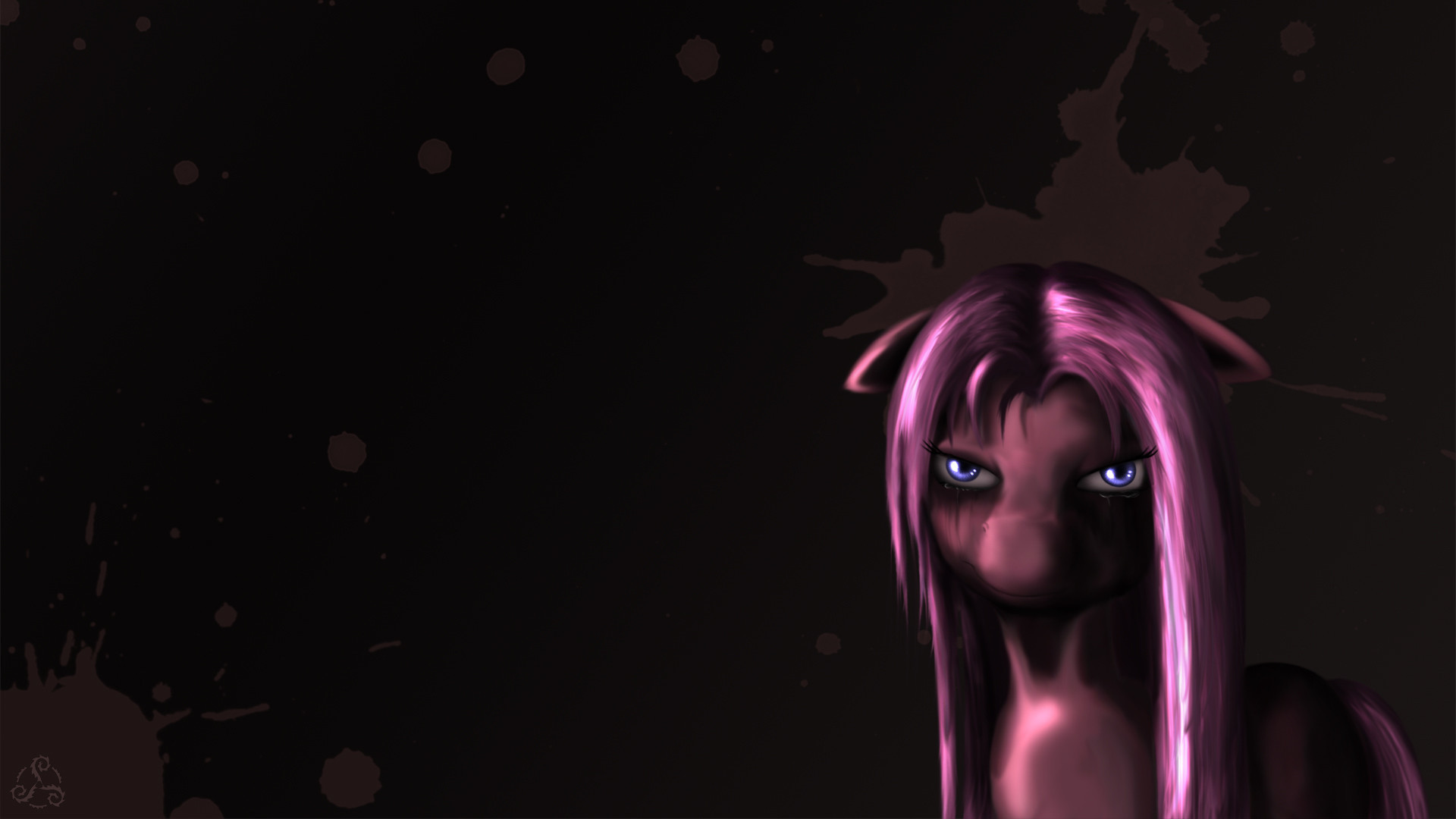 my little pony pinkie HD Wallpaper