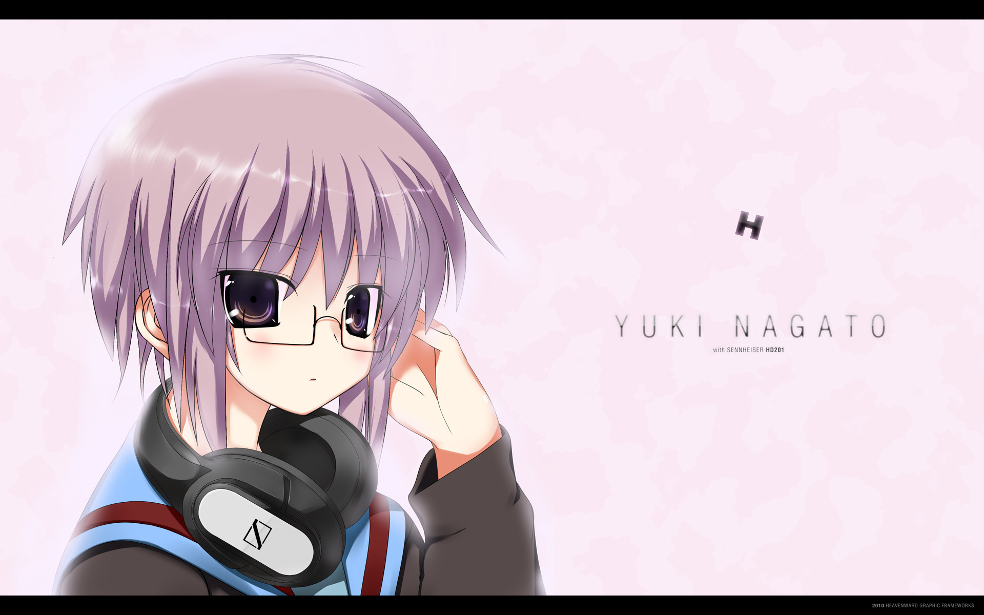nagato yuki The melancholy HD Wallpaper