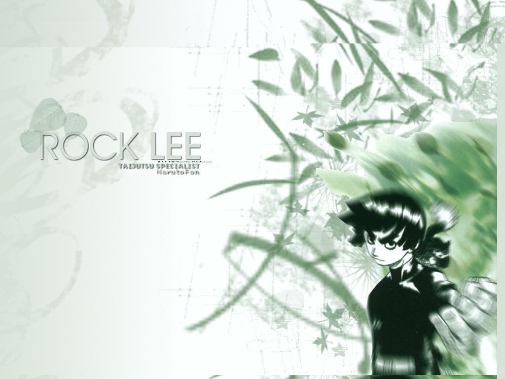 Download 860 Naruto Wallpaper Rock Lee Terbaik