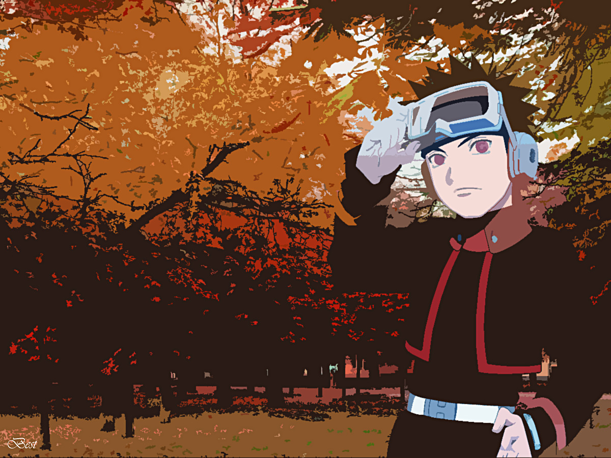 Naruto shippuden uchiha Obito HD Wallpaper