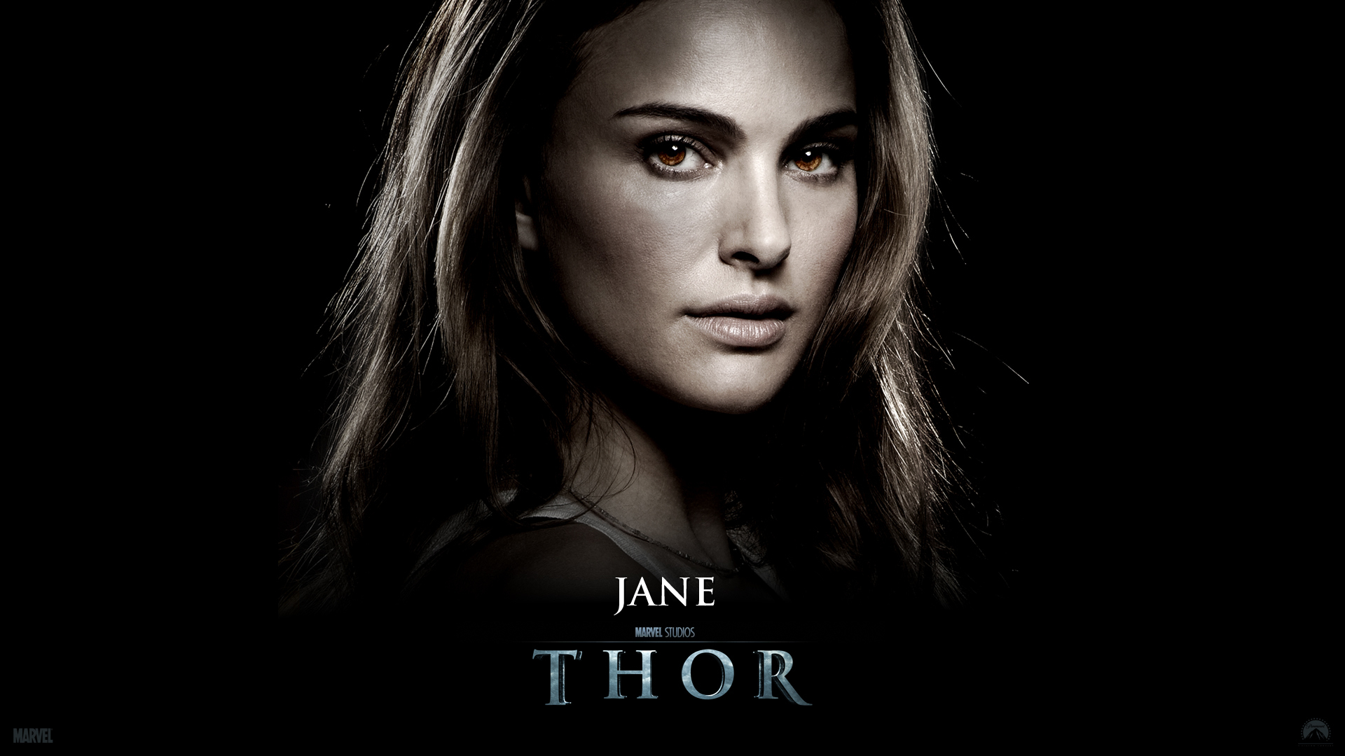 Natalie Portman Thor (movie) HD Wallpaper