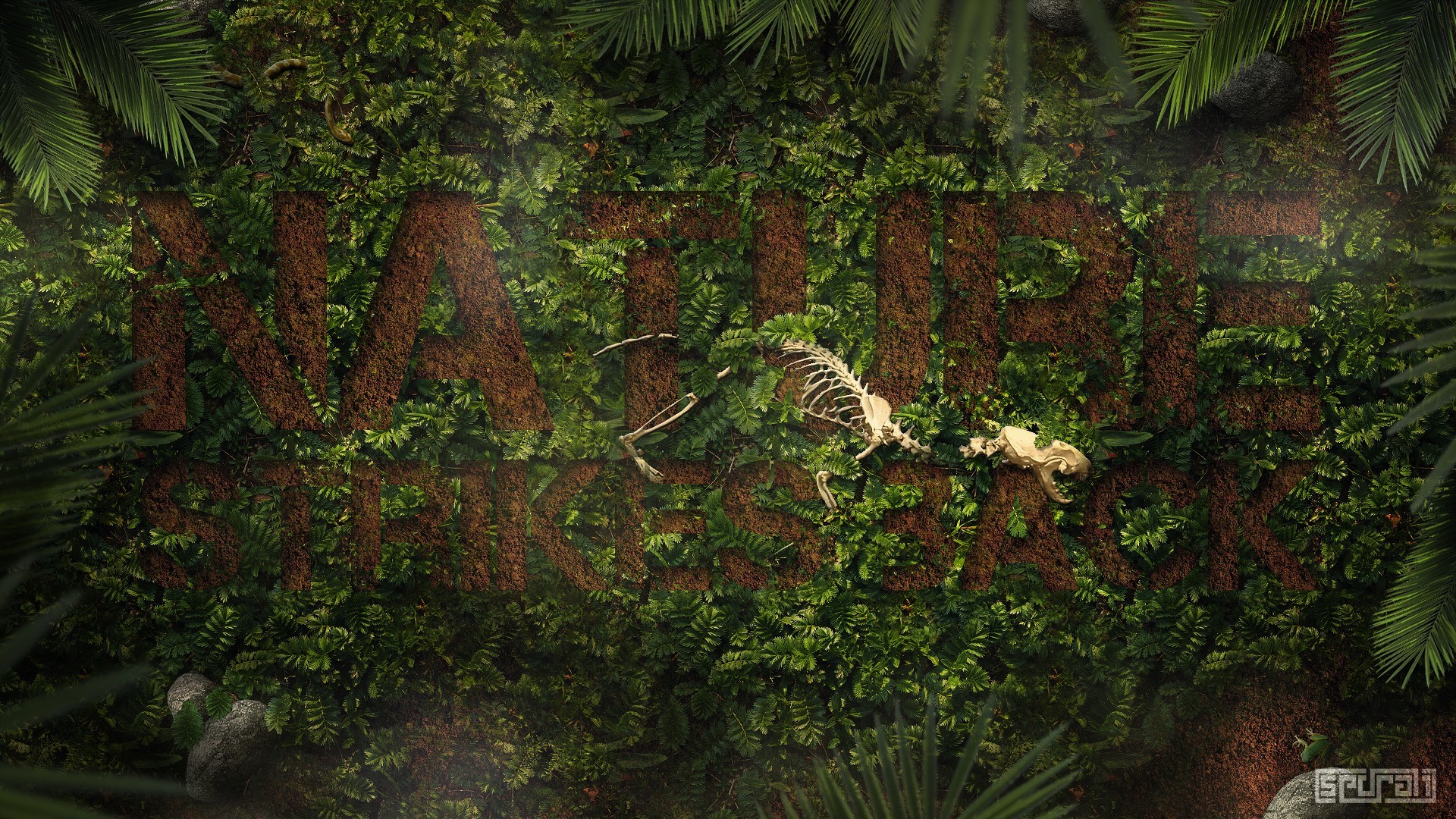 nature back Jurassic Park HD Wallpaper