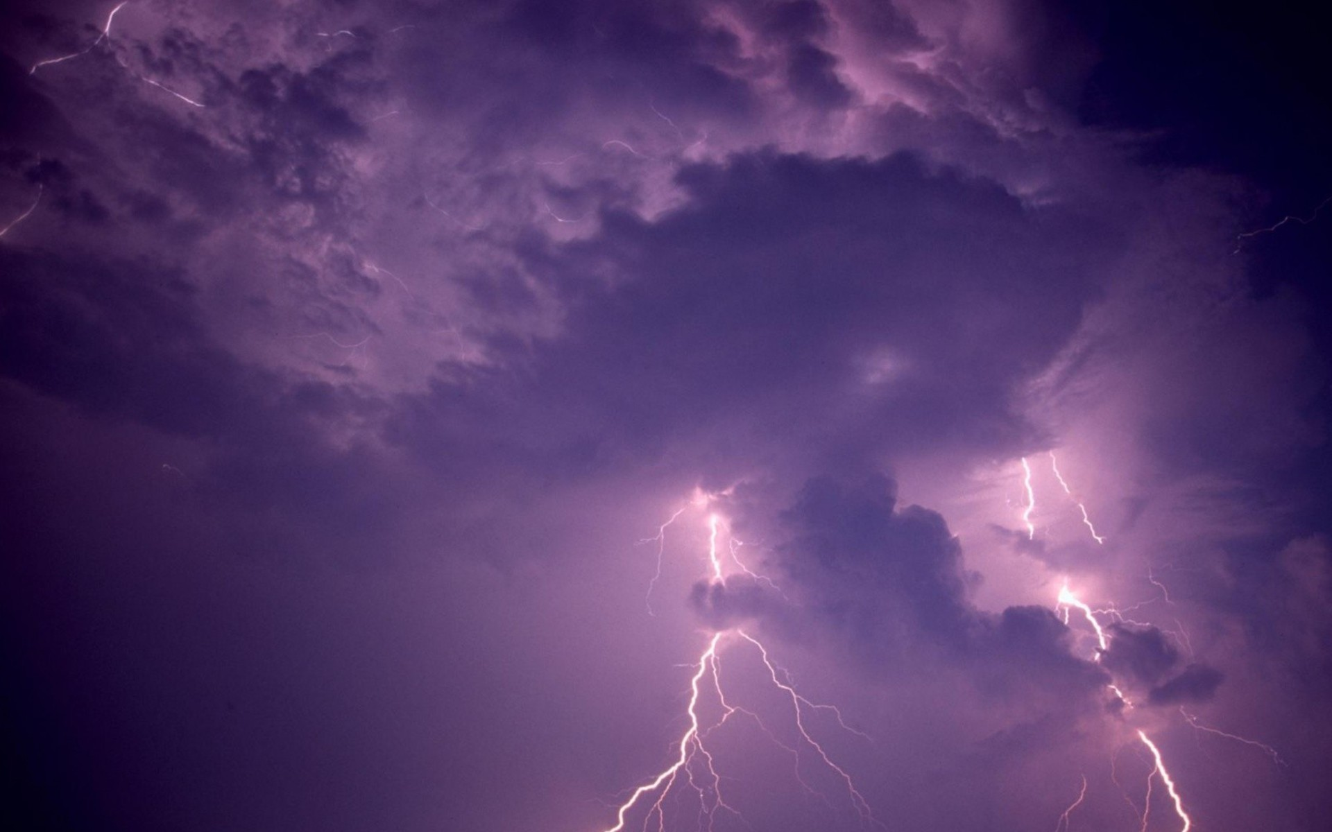nature Lightning Force of HD Wallpaper
