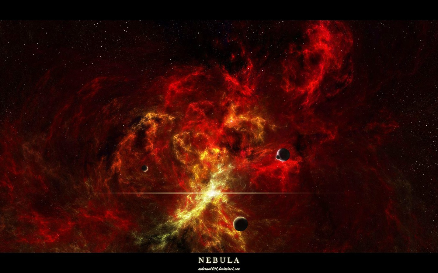nebulae HD Wallpaper