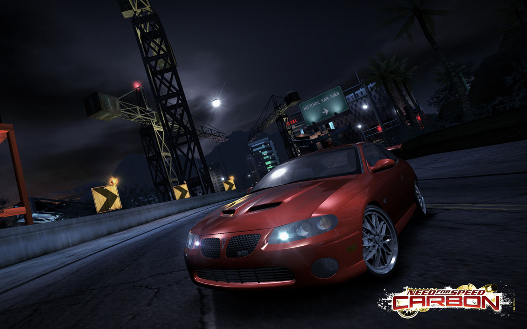 need for Speed Carbon HD Wallpaper