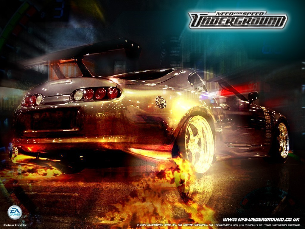 Need for Speed Underground HD Wallpaper