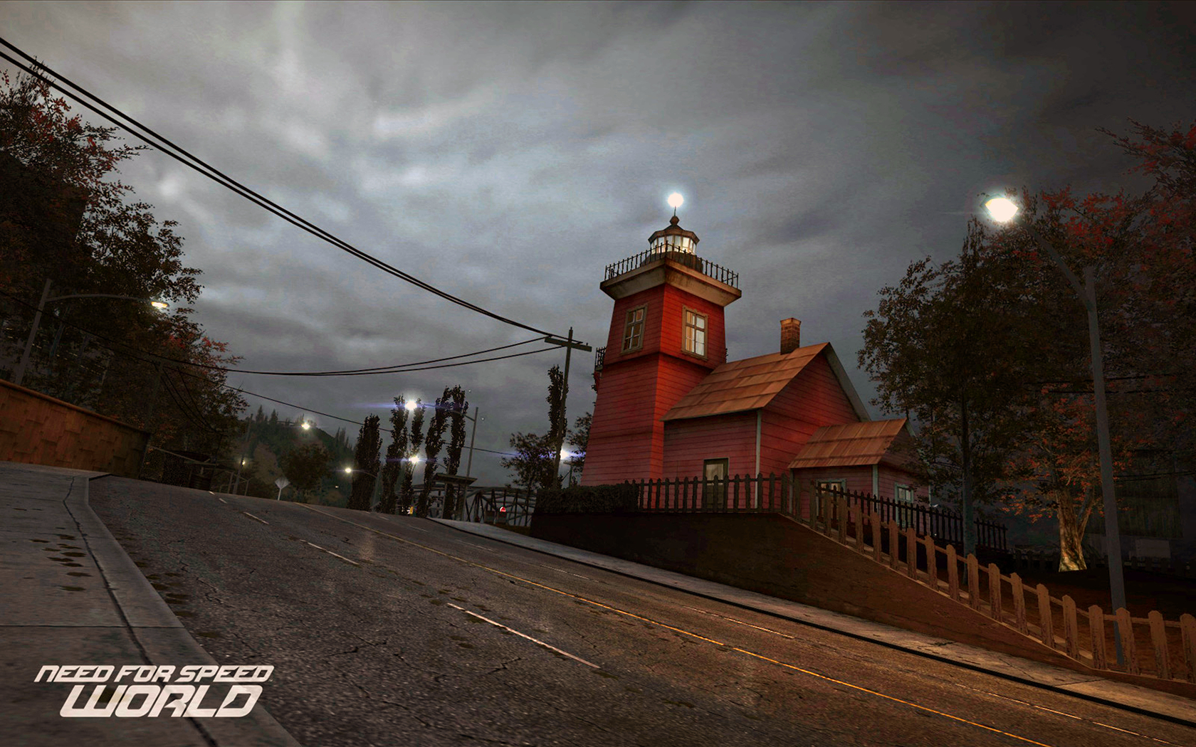 need for Speed World HD Wallpaper