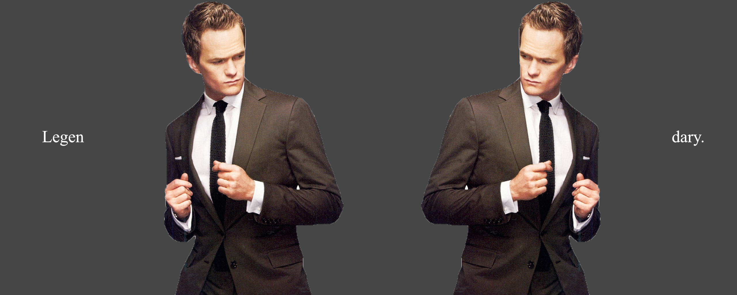 neil Patrick harris Barney HD Wallpaper