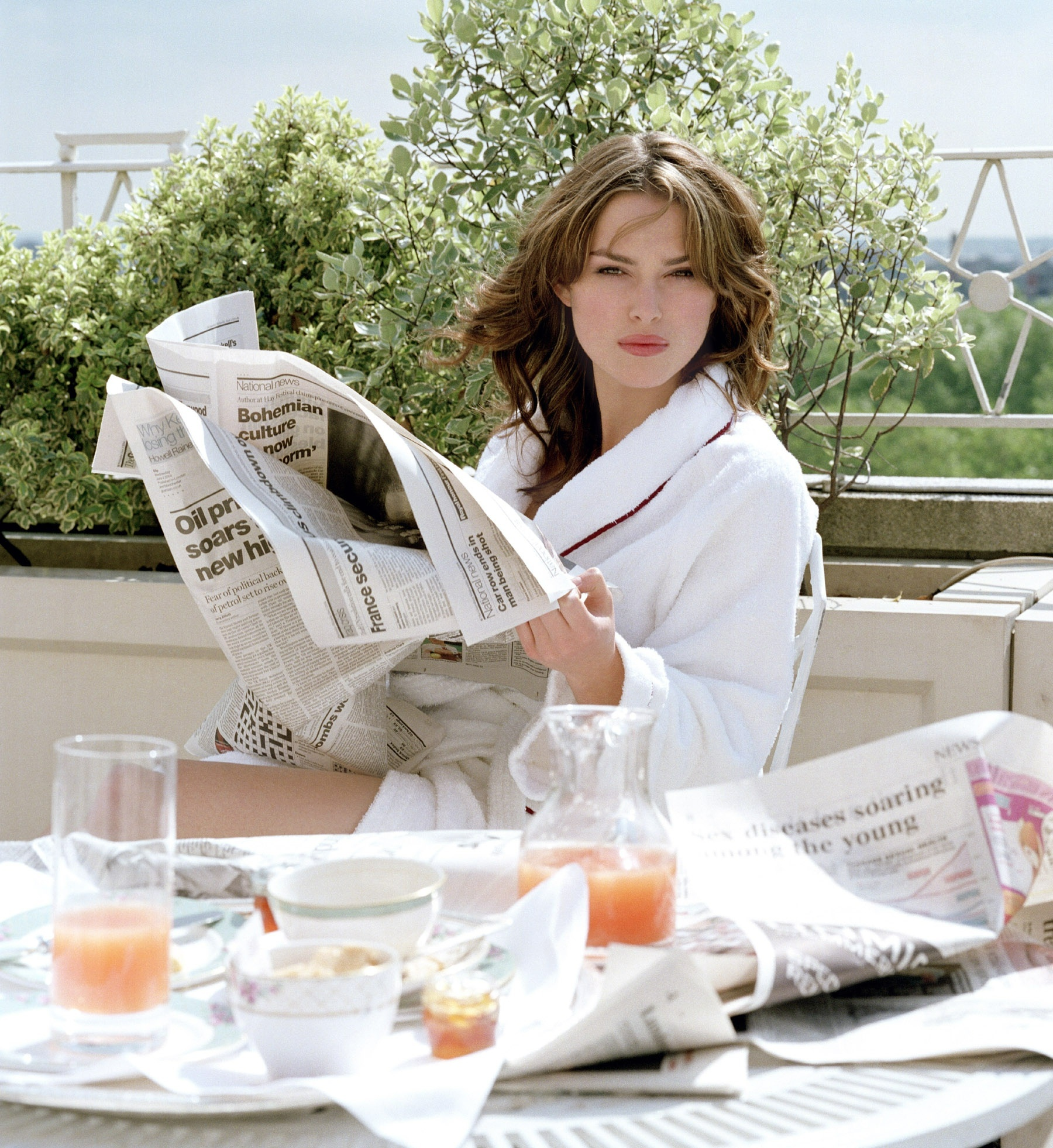 newspapers Celebrity Keira Knightley