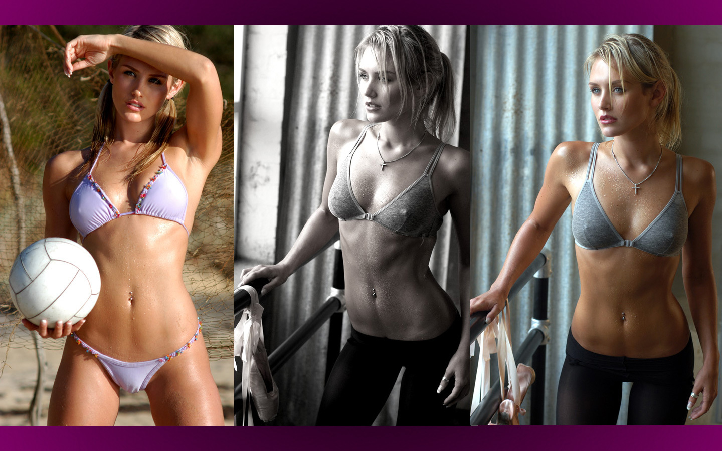 Nicky Whelan HD Wallpaper