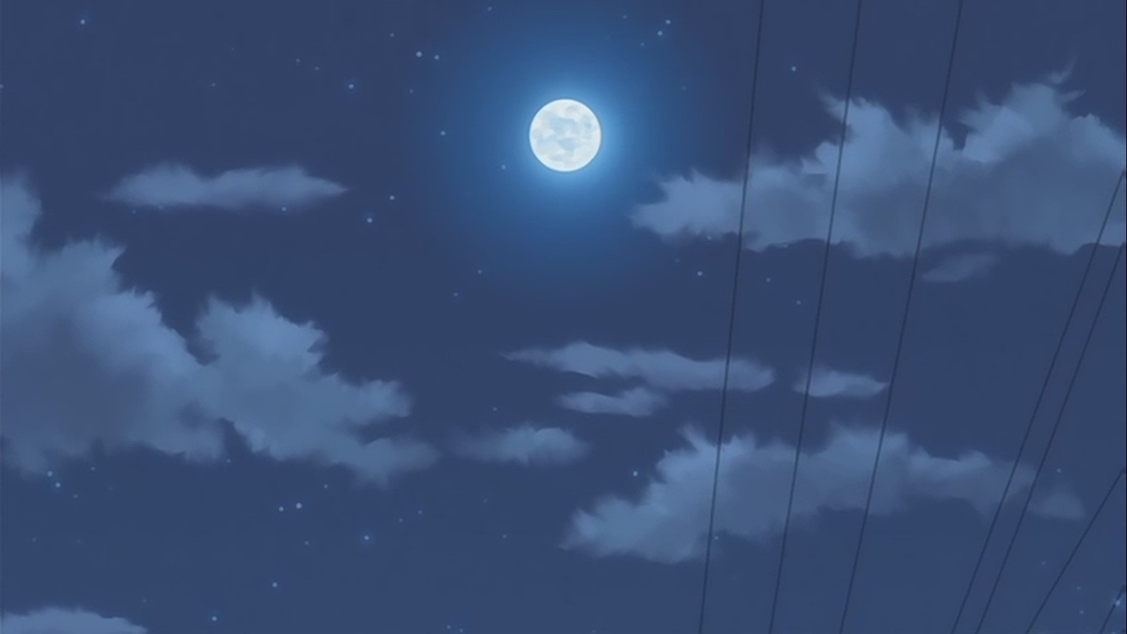 night moon kodomo no HD Wallpaper