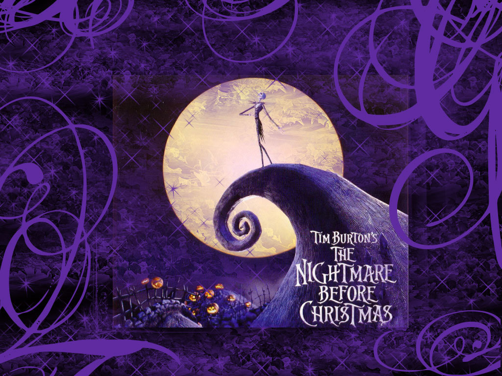nightmare before Christmas Christmas HD Wallpaper