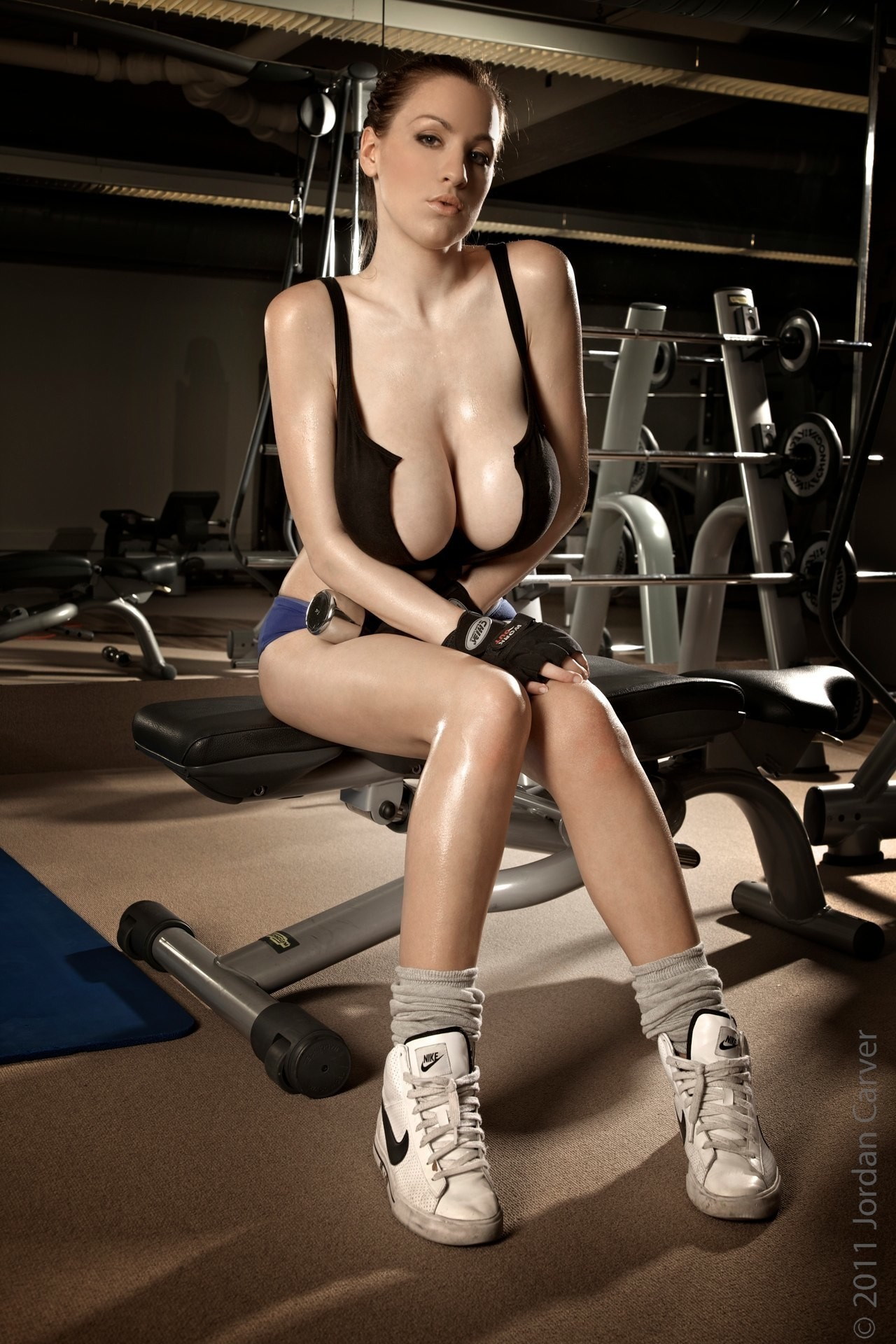 Nike Jordan Carver workout