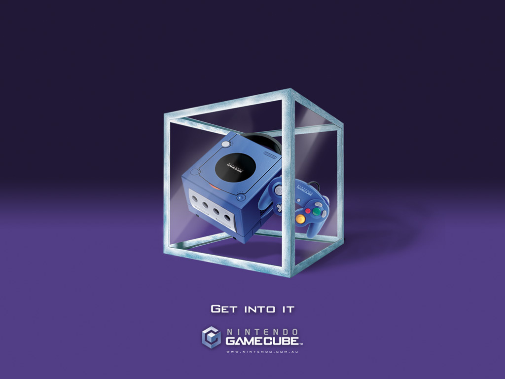 Nintendo GameCube HD Wallpaper