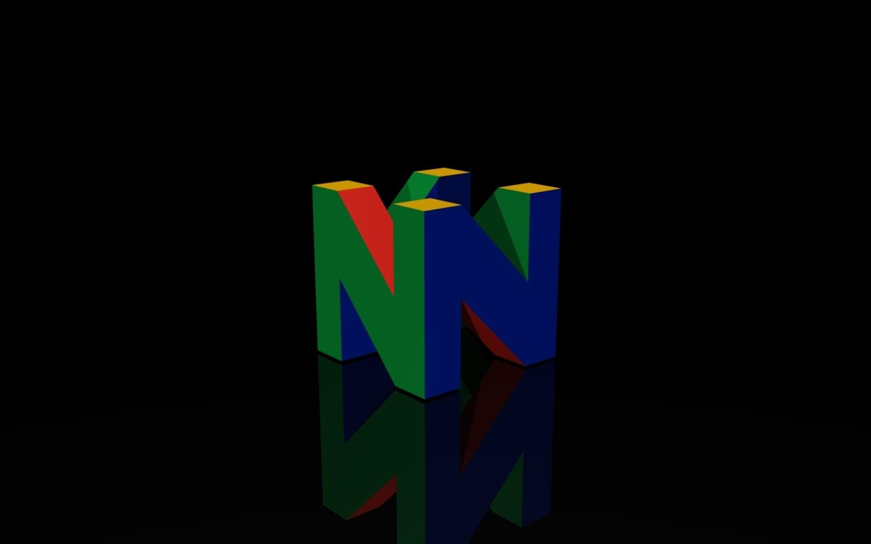 Nintendo Logos Nintendo 64