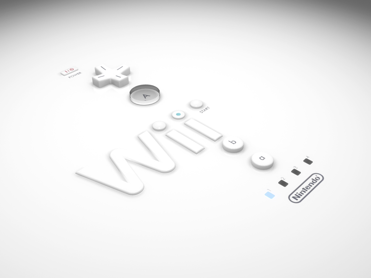 nintendo Nintendo Wii Wiimote HD Wallpaper