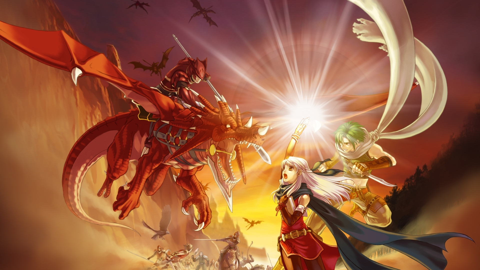 nintendo woman fire emblem HD Wallpaper