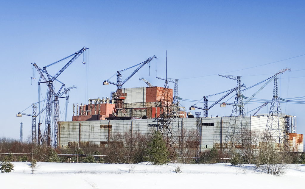 Nuclear power Plants prypiat HD Wallpaper