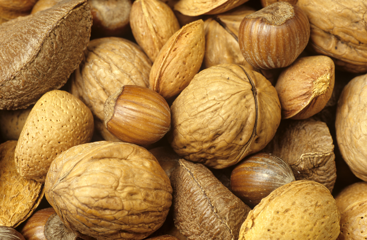 nuts food Food and HD Wallpaper