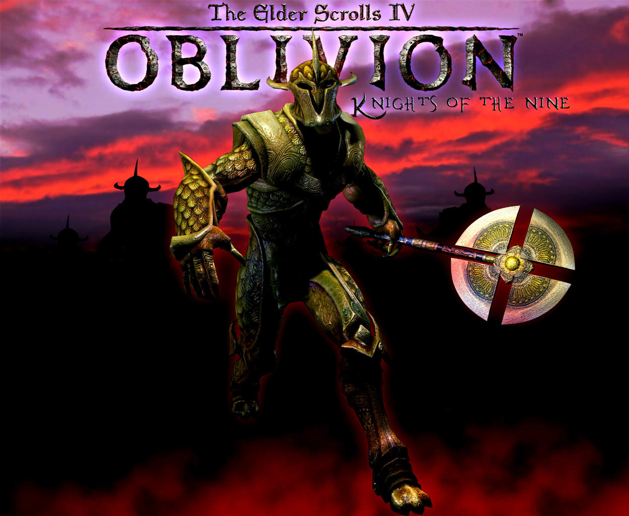 Oblivion sorry for The