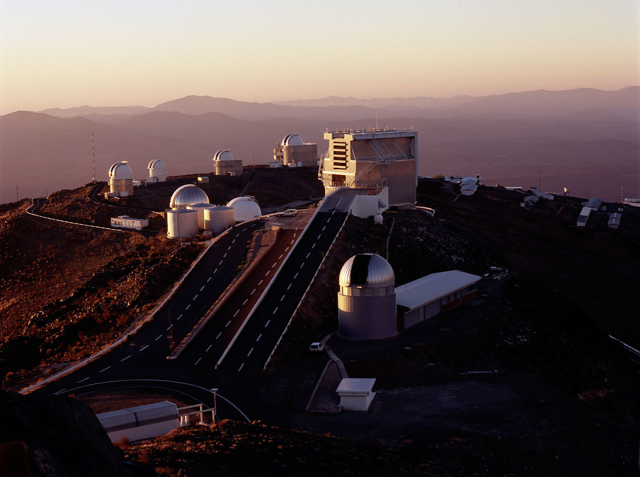 observatory in chile high HD Wallpaper