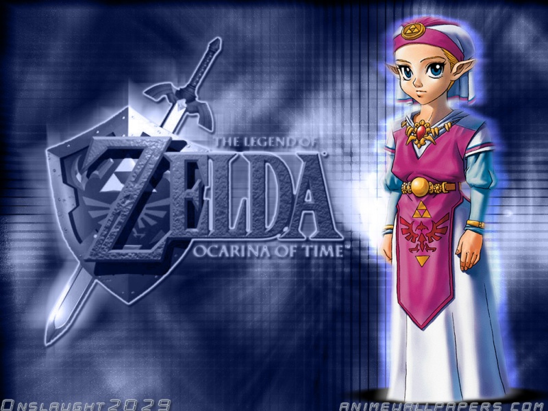 ocarina of time the HD Wallpaper