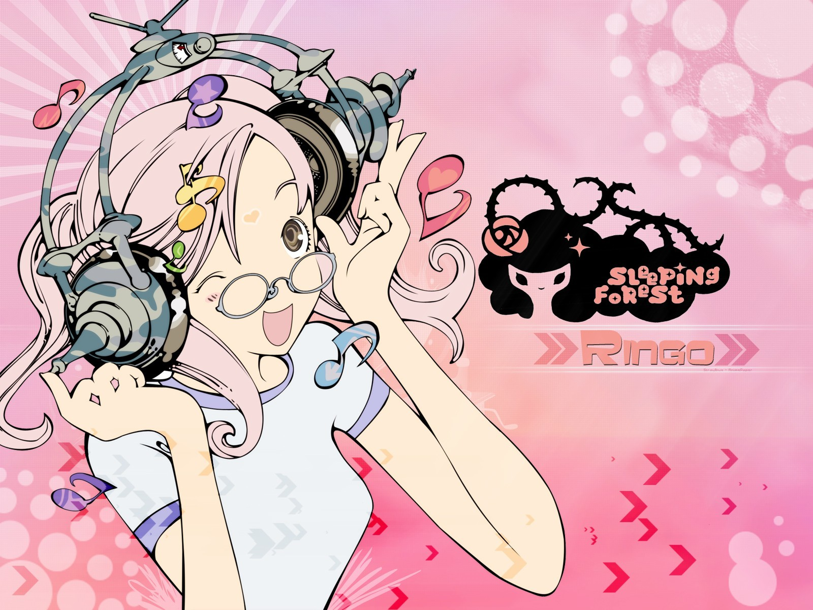 Oh great air Gear HD Wallpaper