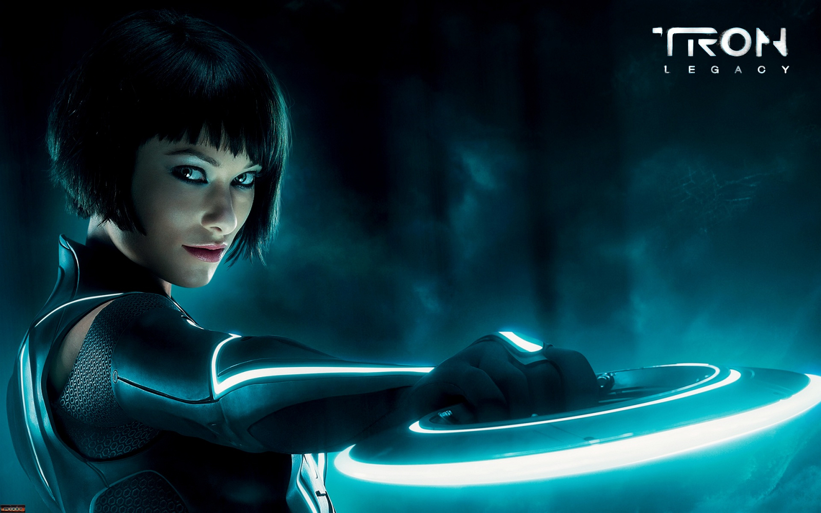 olivia Wilde deviantart Tron HD Wallpaper