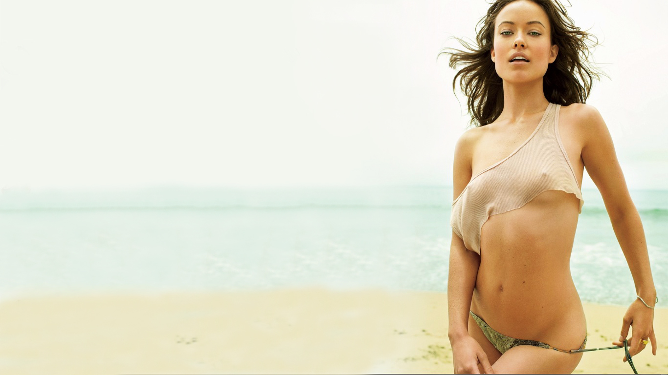 olivia Wilde girl Women HD Wallpaper