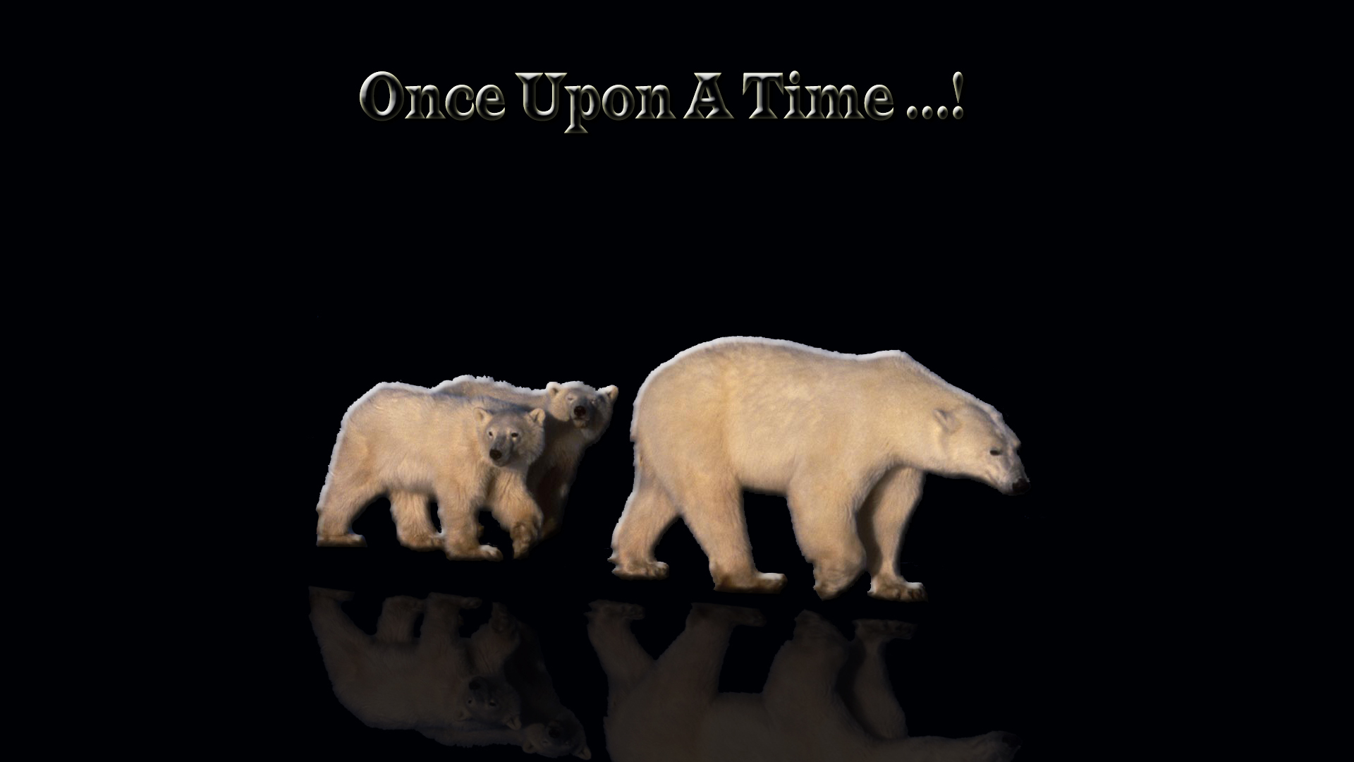 once upon time there HD Wallpaper