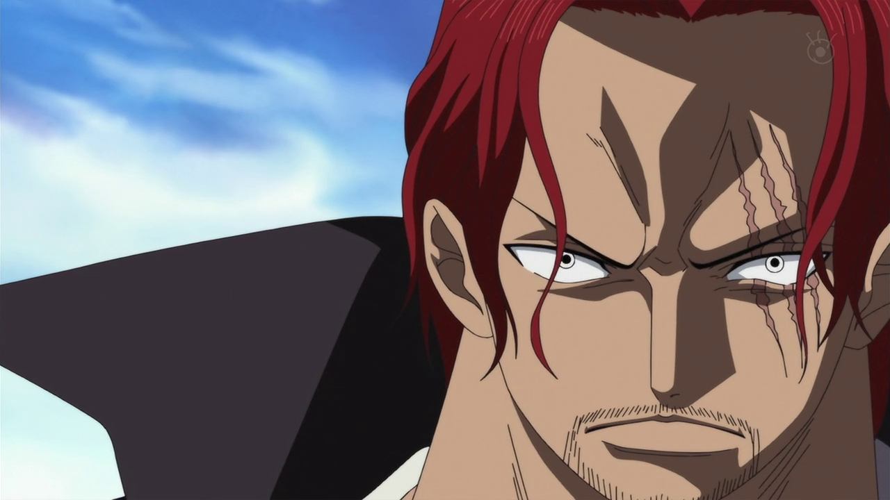 one piece Anime shanks HD Wallpaper