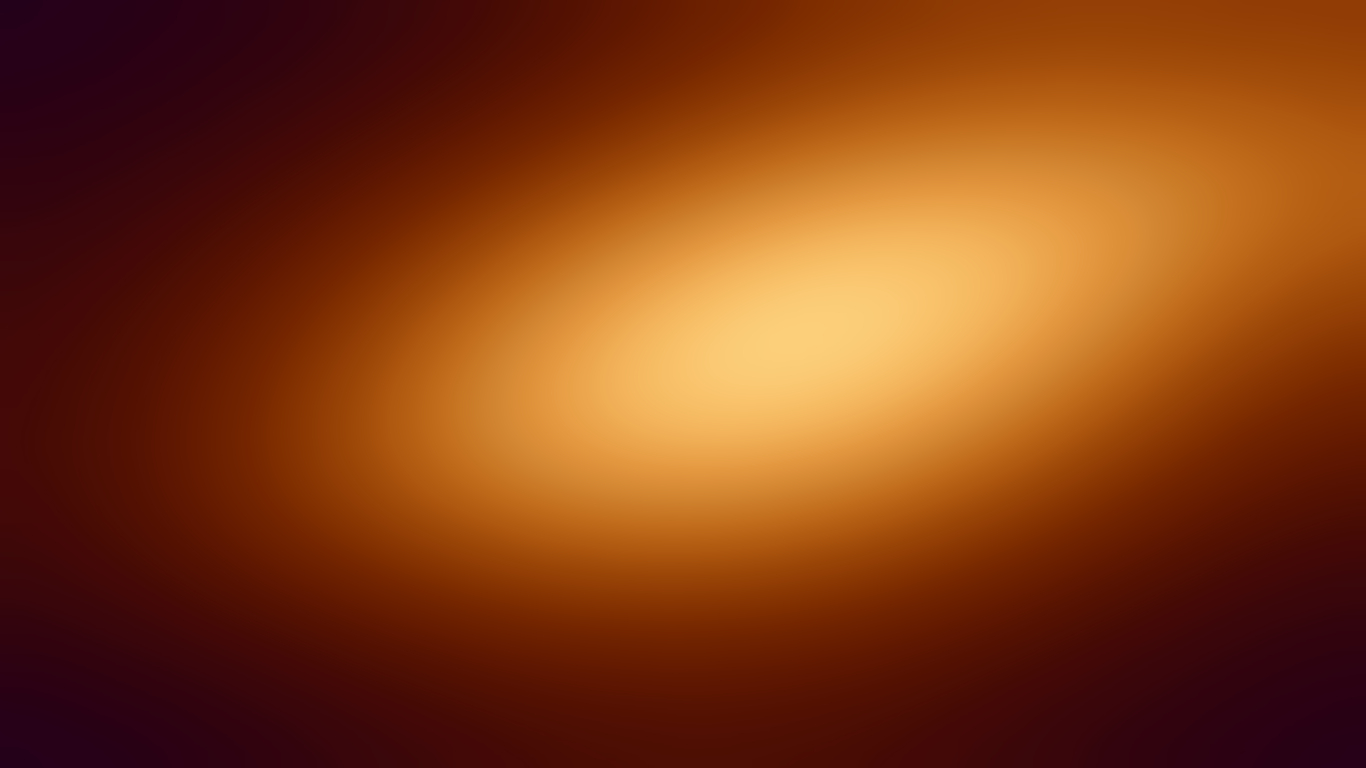 orange gaussian blur gradient HD Wallpaper