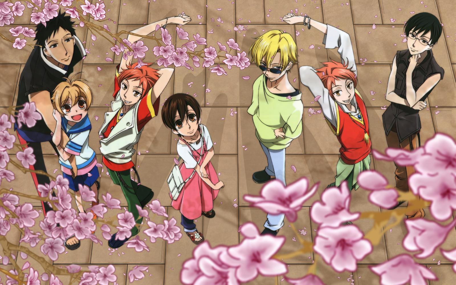ouran high school host