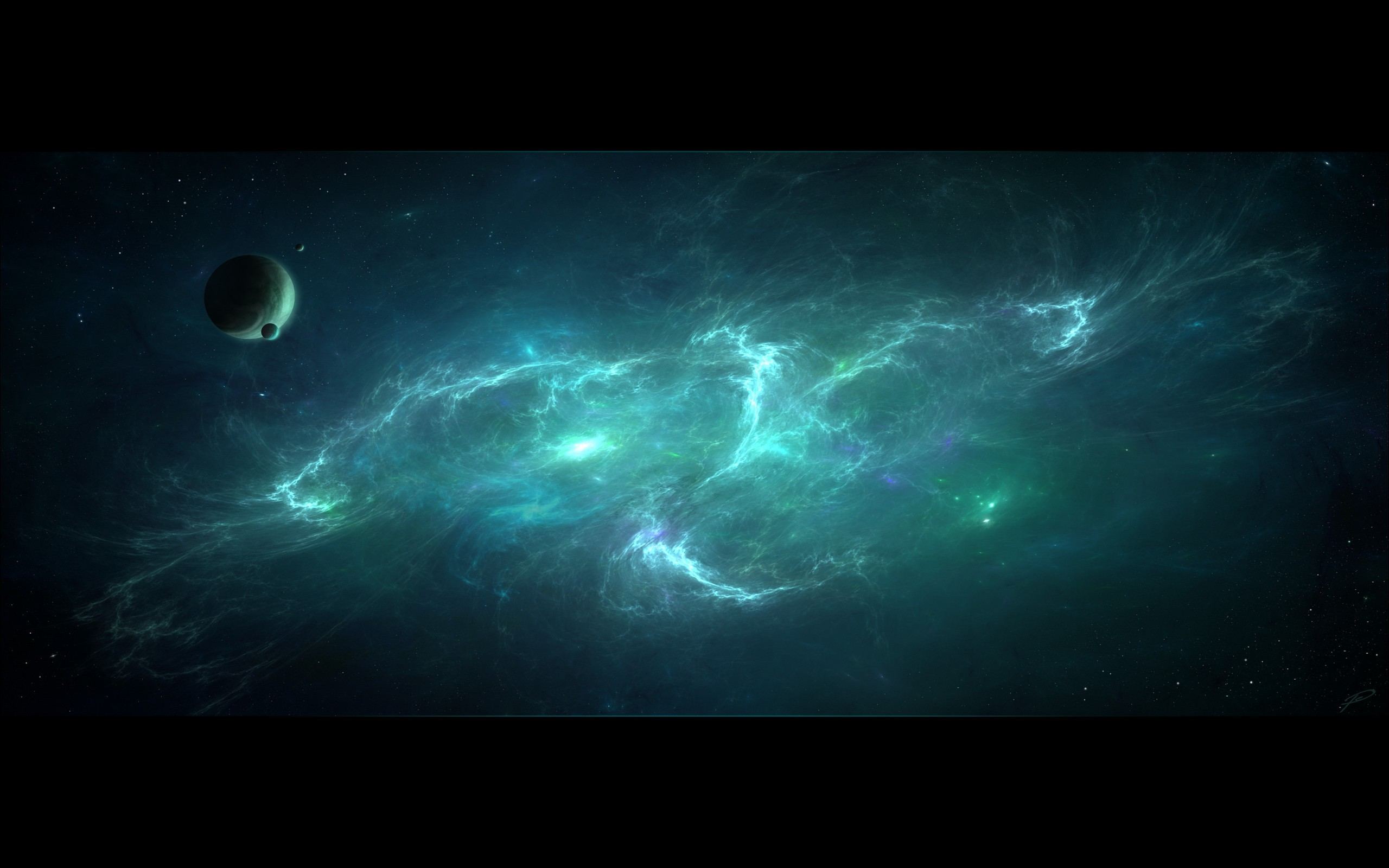 outer space HD Wallpaper
