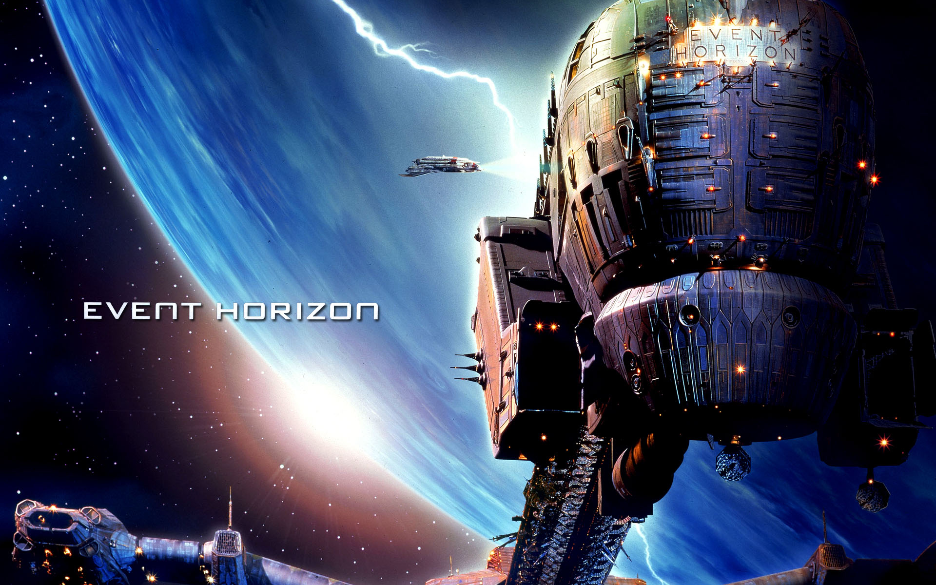 outer space Event Horizon HD Wallpaper