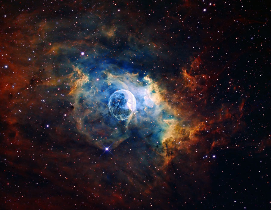 outer space galaxies HD Wallpaper