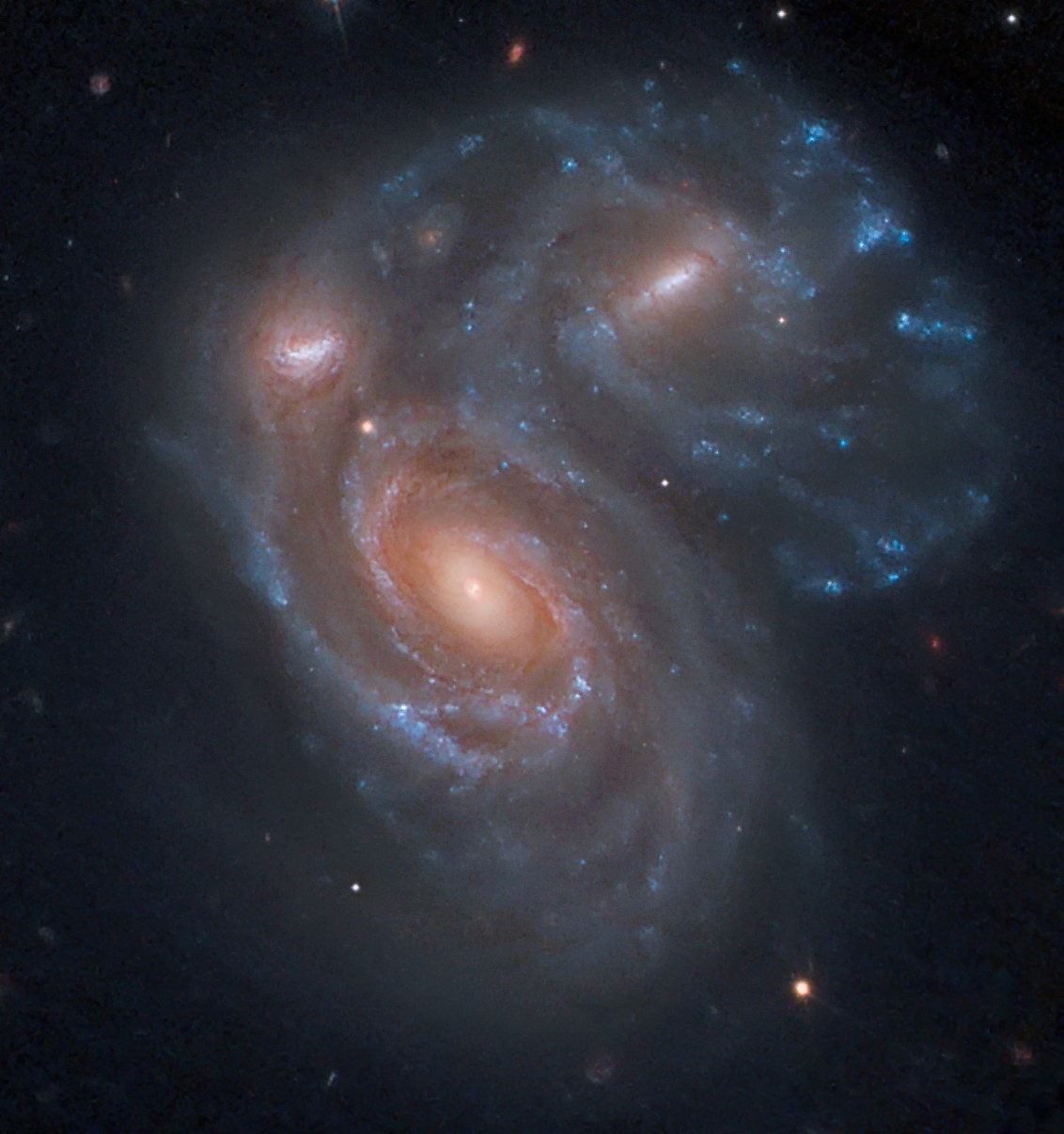 outer space galaxies NASA