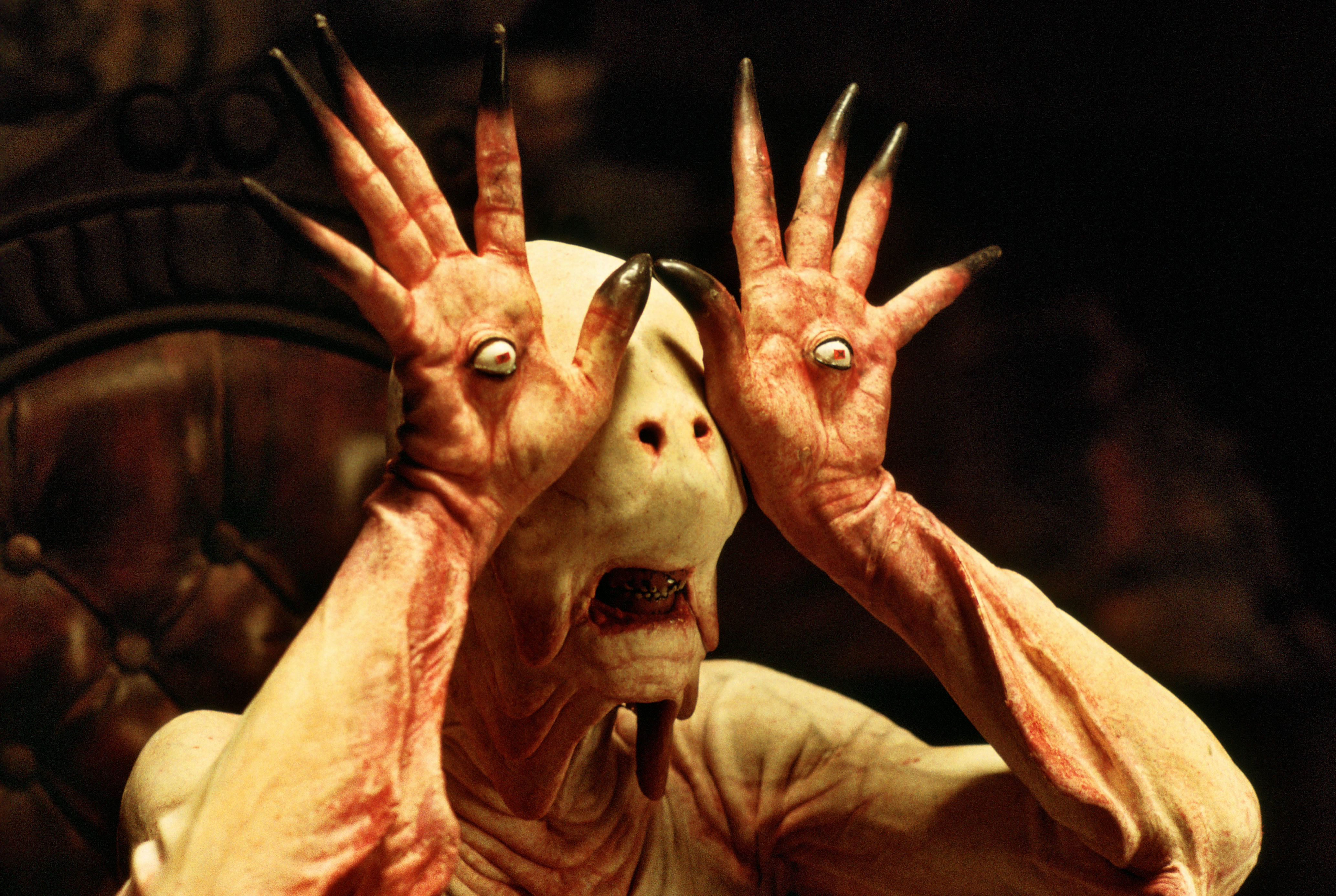 Pan's Labyrinth HD Wallpaper