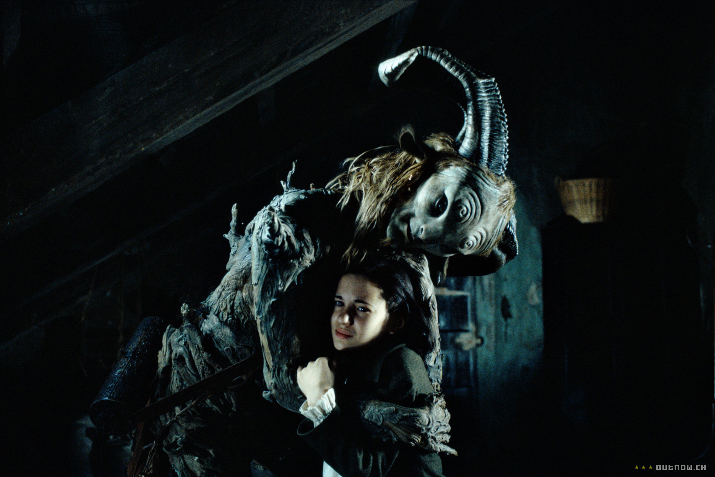 pans labyrinth pan und HD Wallpaper