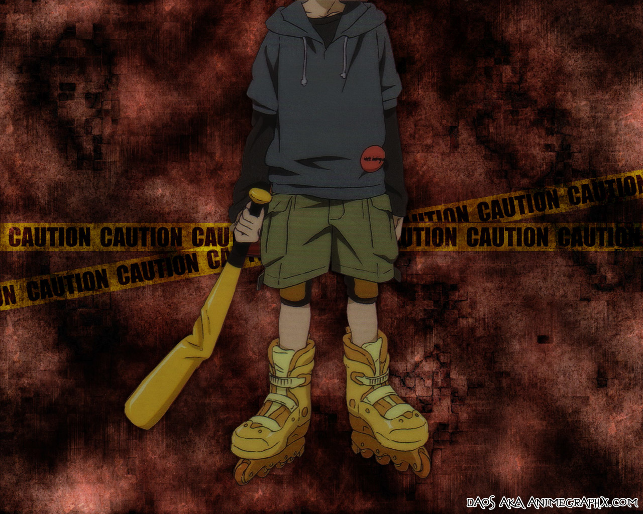 Paranoia Agent Anime HD Wallpaper