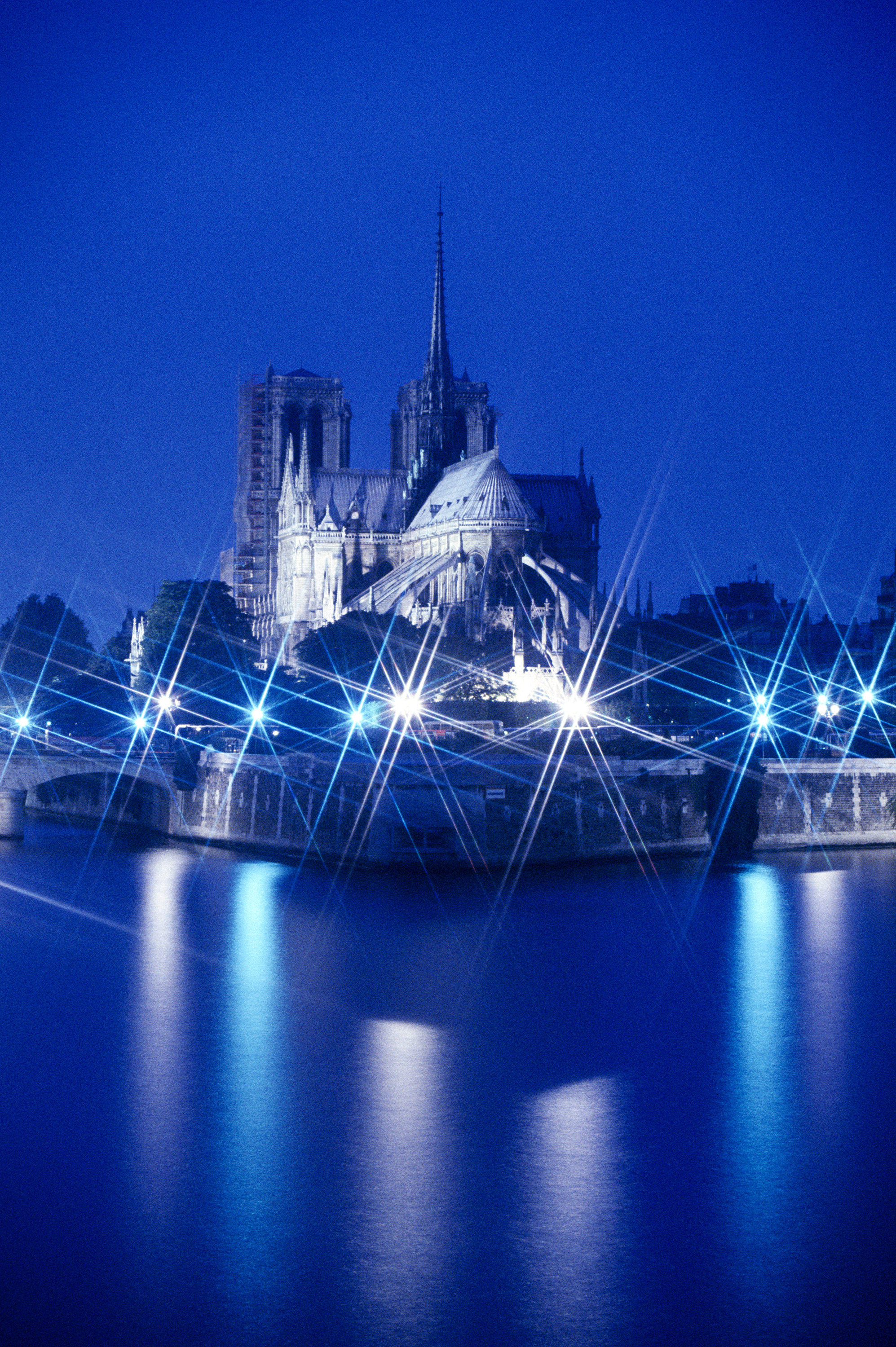 Paris France notre dame HD Wallpaper