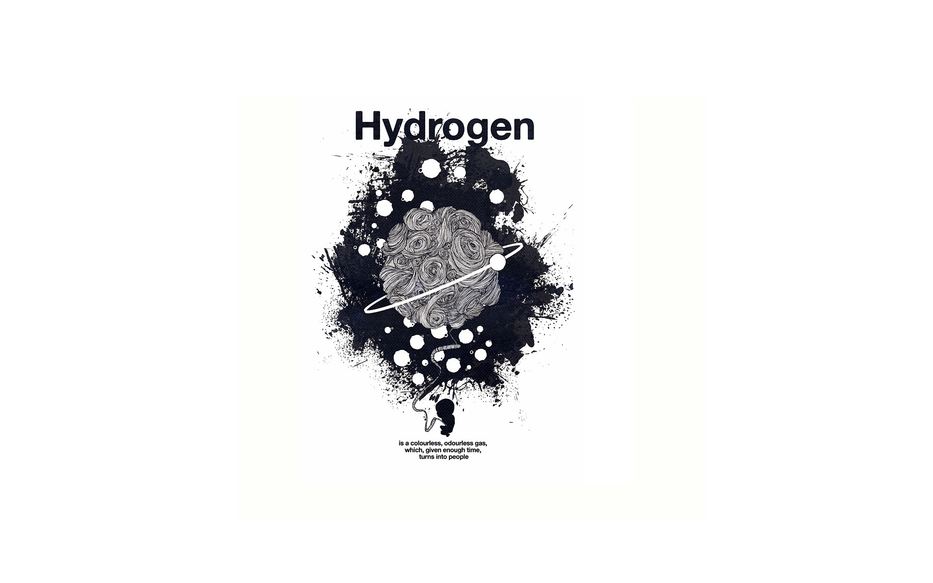 People gas hydrogen eventually HD Wallpaper