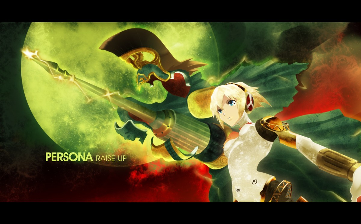 Persona series Persona 3 HD Wallpaper