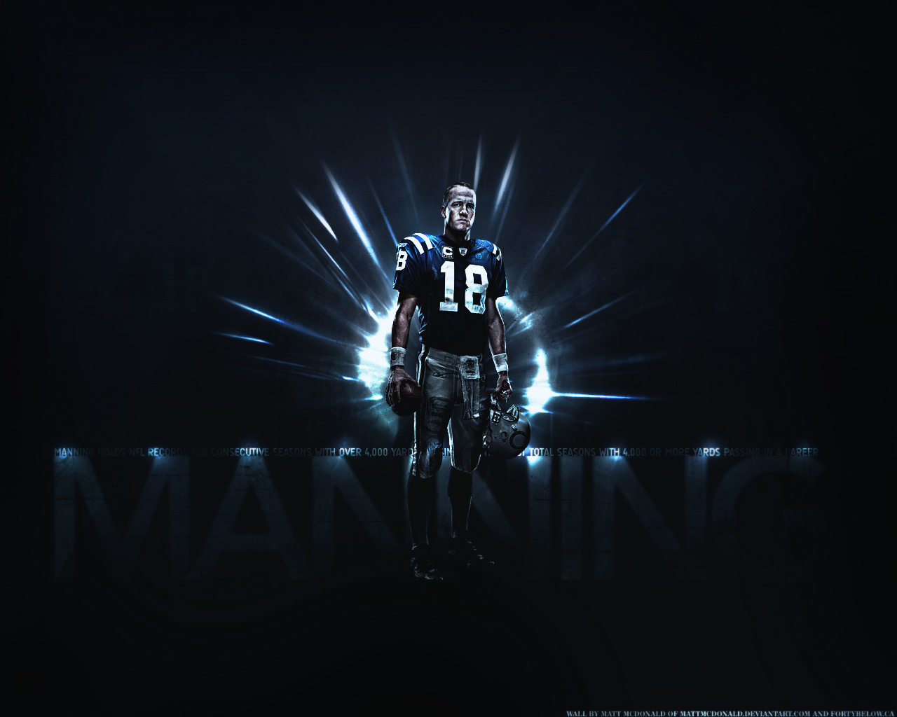 peyton manning come on HD Wallpaper